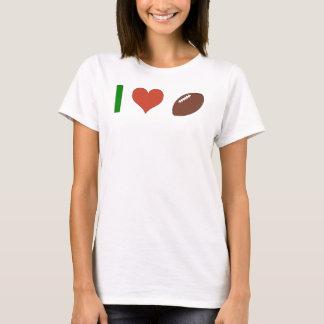 J'aime le football t-shirt