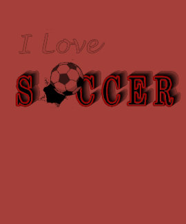 J'aime le football t-shirts