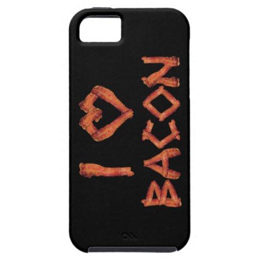 J'aime le lard étui iPhone 5