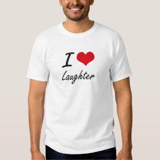 J'aime le rire tee-shirts