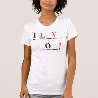 J'aime le style de Vous-Bourreau T Shirts