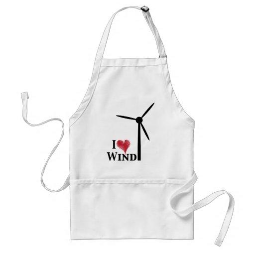 j'aime l'énergie éolienne tablier