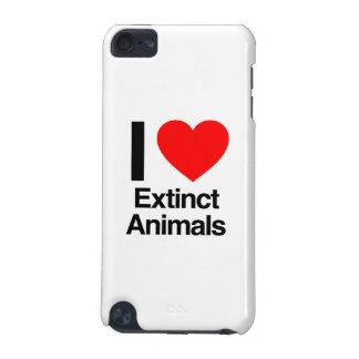 j'aime les animaux éteints coque iPod touch 5G