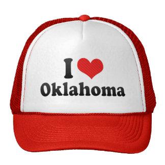 J'aime l'Oklahoma Casquette