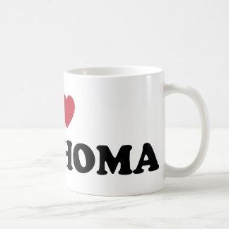 J'aime l'Oklahoma Mugs