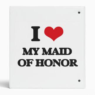 J'aime ma domestique d'honneur