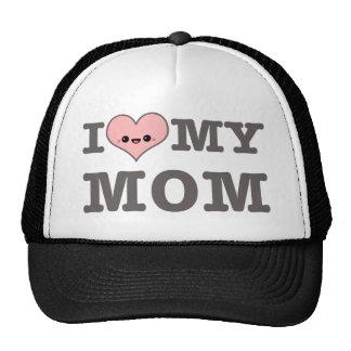 J'aime ma maman casquette de camionneur