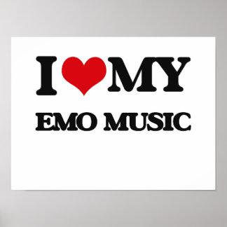 J'aime ma MUSIQUE d'EMO