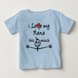 J'aime ma Nana ! (Grand-papa) Tshirt