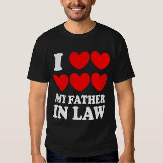 J'aime mon beau-père t shirt
