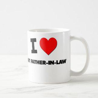 J'aime mon beau-père tasses