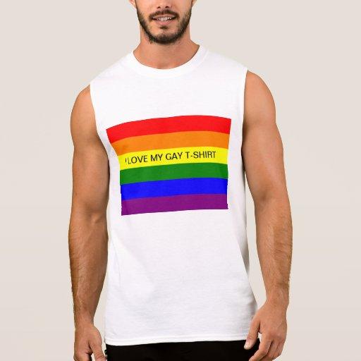 J'aime mon T-shirt gai