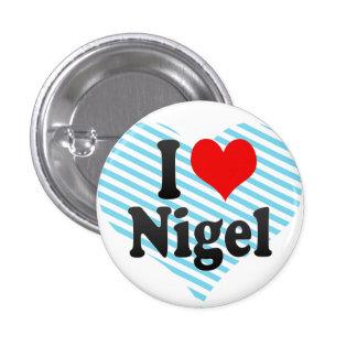 J'aime Nigel Macaron Rond 2,50 Cm