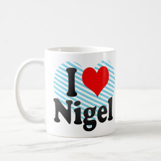 J'aime Nigel Tasse