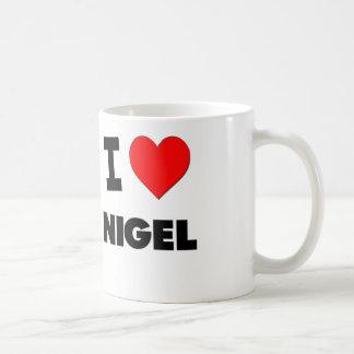 J'aime Nigel Tasses