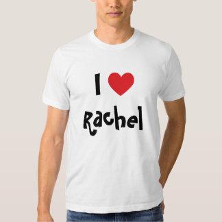 J'aime Rachel Tee-shirt