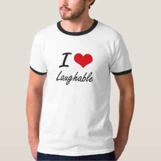 J'aime risible tshirts