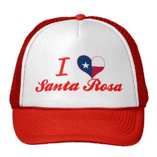 J'aime Santa Rosa, le Texas Casquette