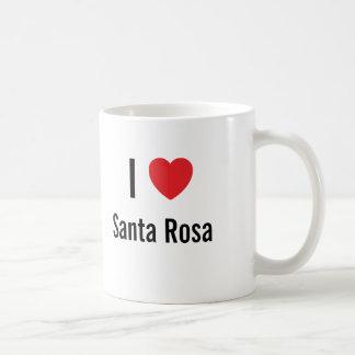 J'aime Santa Rosa Mug À Café