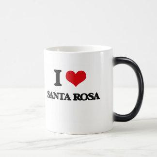 J'aime Santa Rosa Tasse