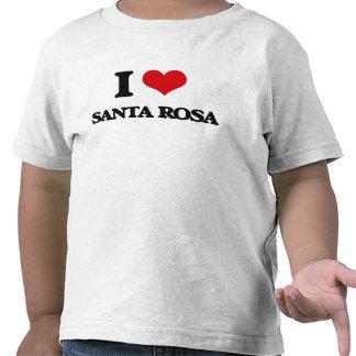 J'aime Santa Rosa T-shirt