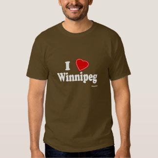J'aime Winnipeg Tshirts