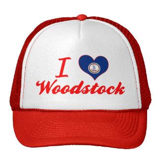 J'aime Woodstock, la Virginie Casquettes