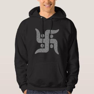 Jain Swastika Sayagata sweatshirt