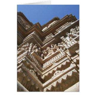 Jain Temple Card