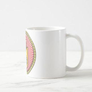 Jainism Icon Basic White Mug