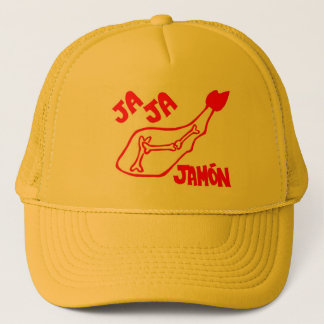 JaJaJamon Trucker Hat