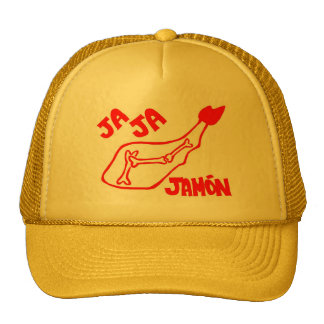 JaJaJamon Trucker Hat