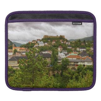 Jajce, Bosnia and Herzegovina iPad Sleeve