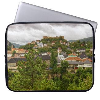 Jajce, Bosnia and Herzegovina Laptop Sleeve