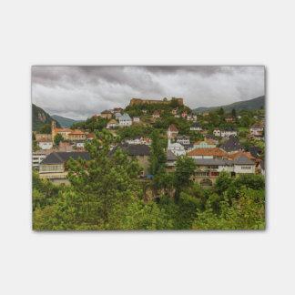 Jajce, Bosnia and Herzegovina Post-it® Notes