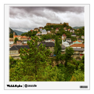 Jajce, Bosnia and Herzegovina Wall Decal