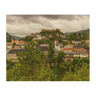 Jajce, Bosnia and Herzegovina Wood Wall Art