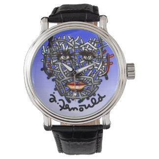 jak arnould 0640 alex p a mutant watch