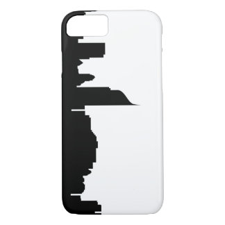 jakarta city skyline silhouette indonesia Case-Mate iPhone case