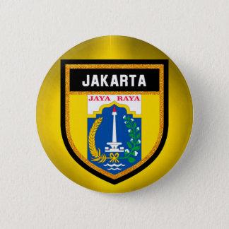 Jakarta Flag 2 Inch Round Button