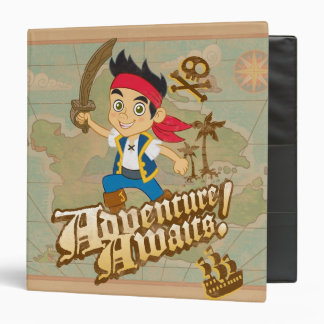 Jake and the Never Land Pirates | Adventure Awaits Binders