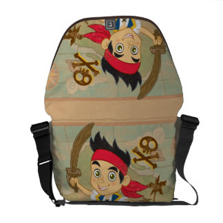 Jake and the Never Land Pirates | Adventure Awaits Messenger Bag