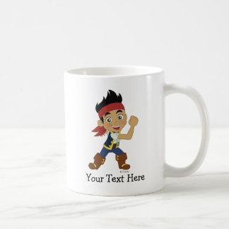 Jake and the Never Land Pirates | Jake Running Coffee Mug
