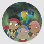 Jake and the Neverland Pirates 3 Stickers