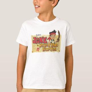 Jake and the Neverland Pirates Logo T-Shirt