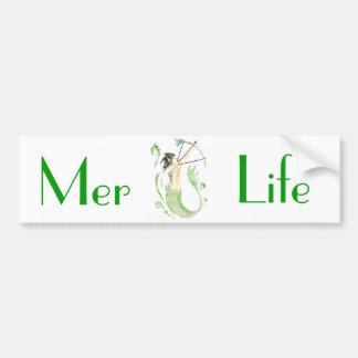 Jake The Merman Bumper Sticker