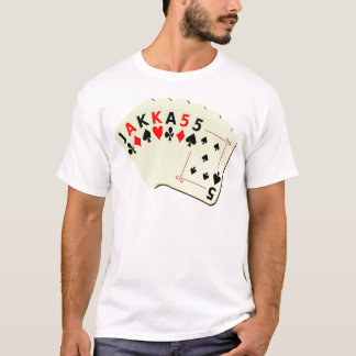 JAKKA55 Cards T-Shirt