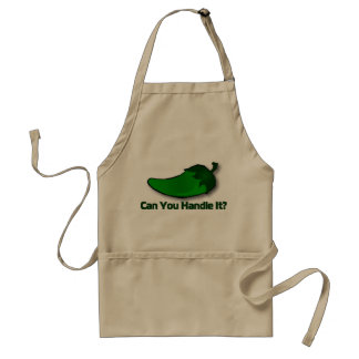 Jalapeno Apron: Can You Handle It? Standard Apron