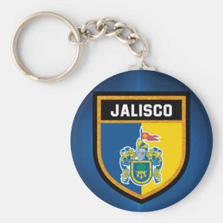 Jalisco Flag Keychain