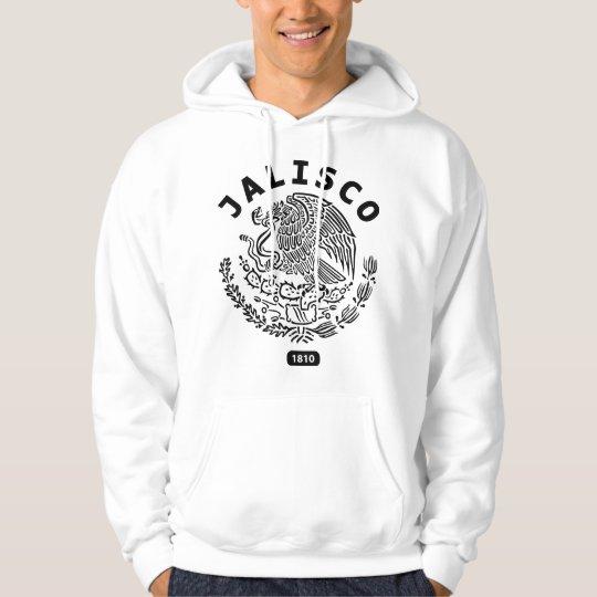 JALISCO MEXICO HOODED  SWEATSHIRT